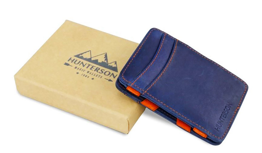 Hunterson Magic Coin Wallet Designist