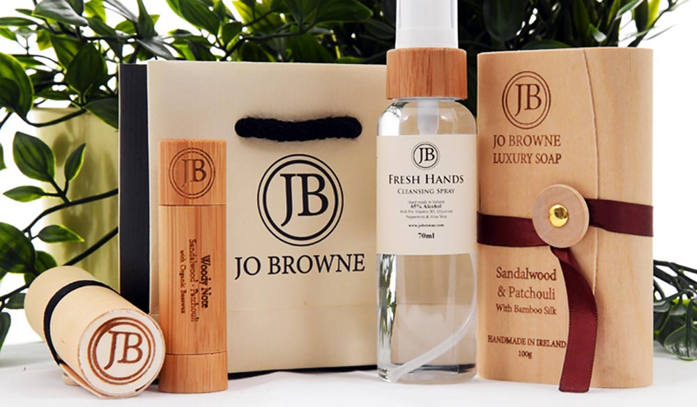 Gifts for men: Jo Browne The Man Treat