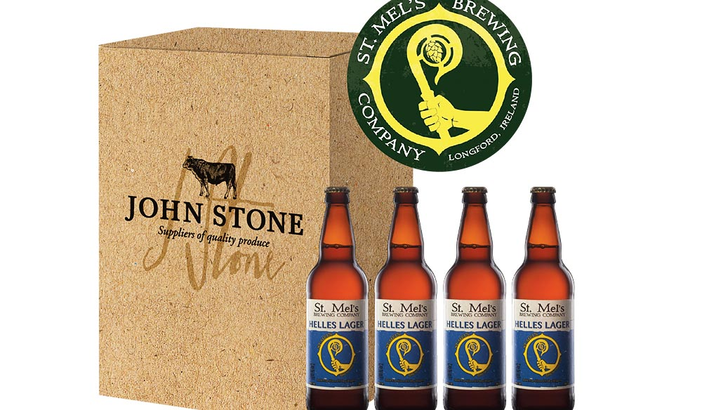 Gifts for men: John Stone BBQ box