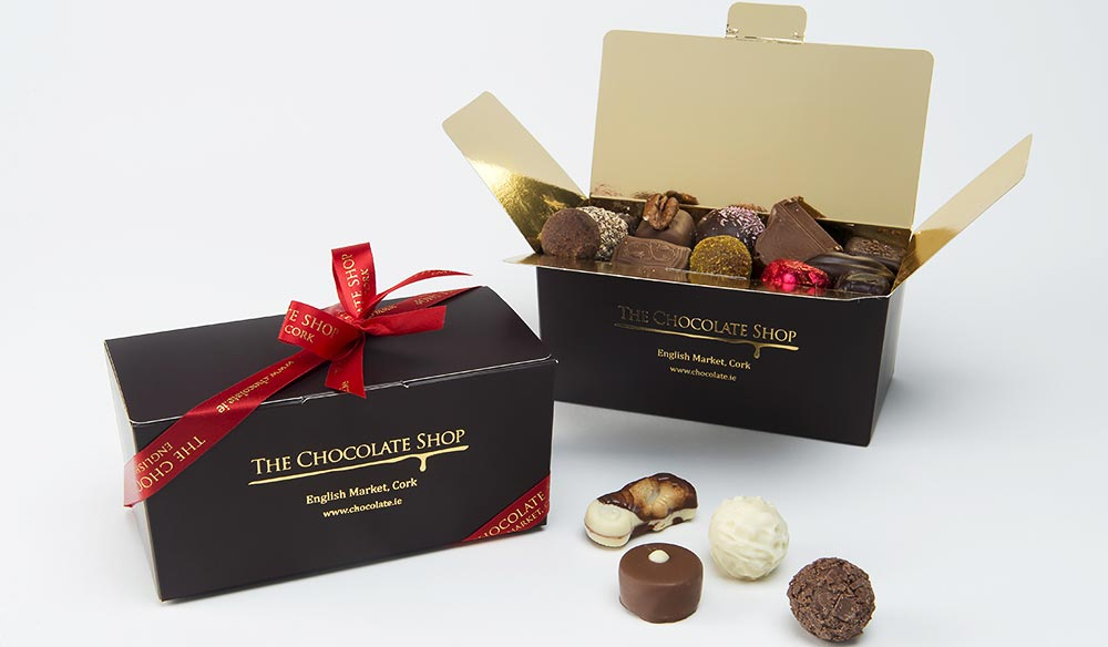 The Chocolate Shop Gluten-Free Luxury Chocolate Gift Box