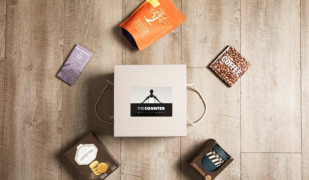 The Counter Deli Coffee Lover's Gift Pack