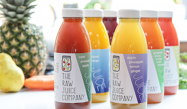 Raw Juice company