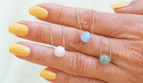 Nicole van der Wolf Jewellery