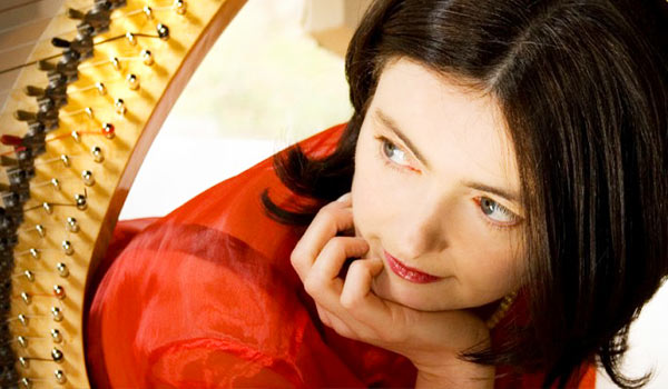 Anne-Marie O'Farrell Harpist and Composer