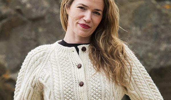 Kennedy Aran Knitwear