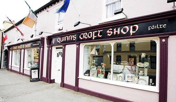 Quinn's Craftshop & Sweater Shop