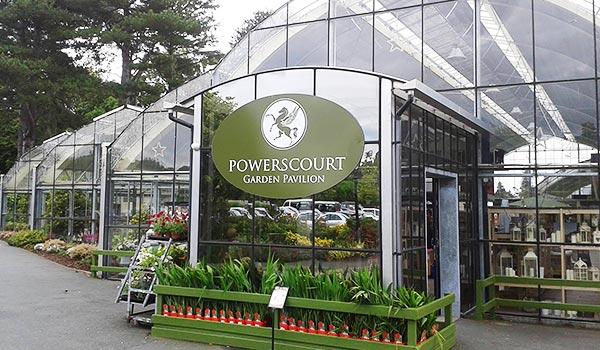 Powerscourt Garden Pavilion
